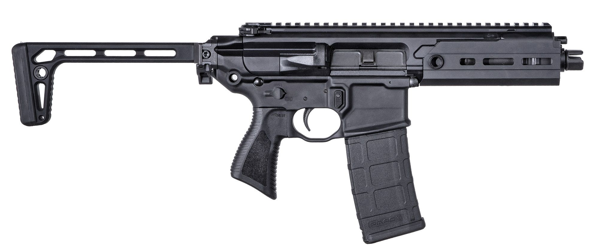 SIG Sauer's MCX RATTLER is the baseline in the USSOCOM PDW Conversion Kit, which is currently under evaluation with NSWC Crane. (Photo: (SIG Sauer)