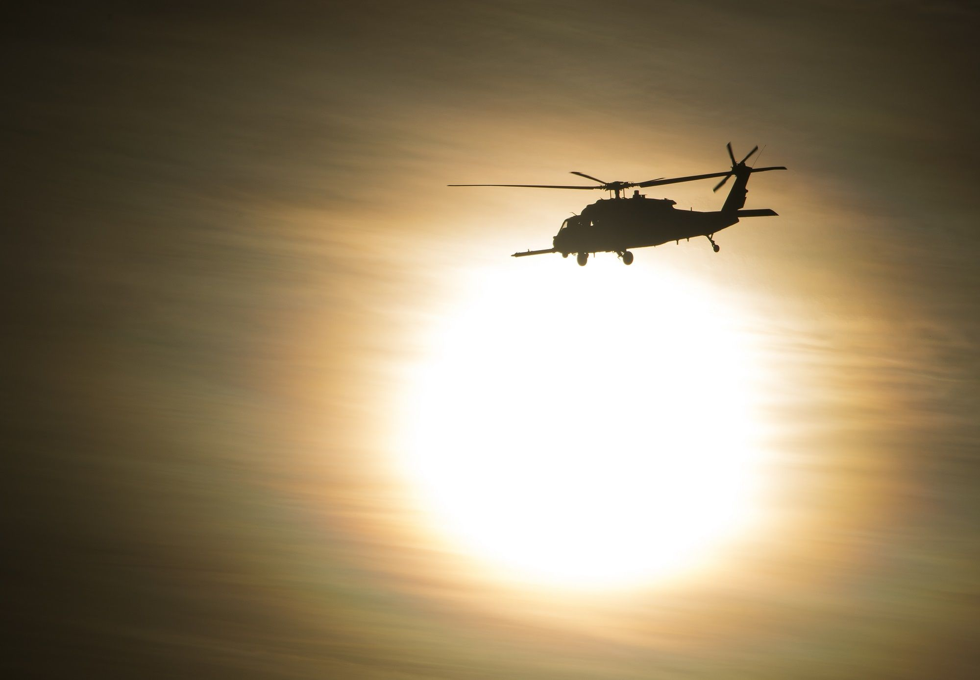 The USAF is preparing to replace HH-60 PAVE HAWK helicopters with the Combat Rescue Helicopter. (Photo: DVIDS)