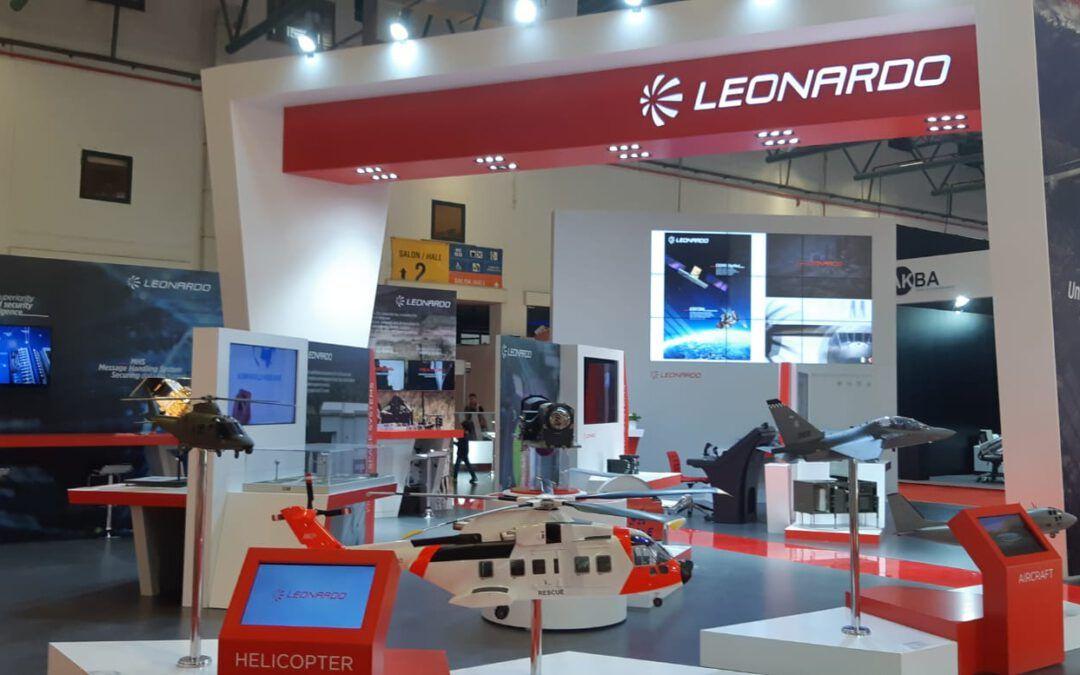 IDEF 2019: Leonardo Promotes Aerospace, Security & Training Solutions