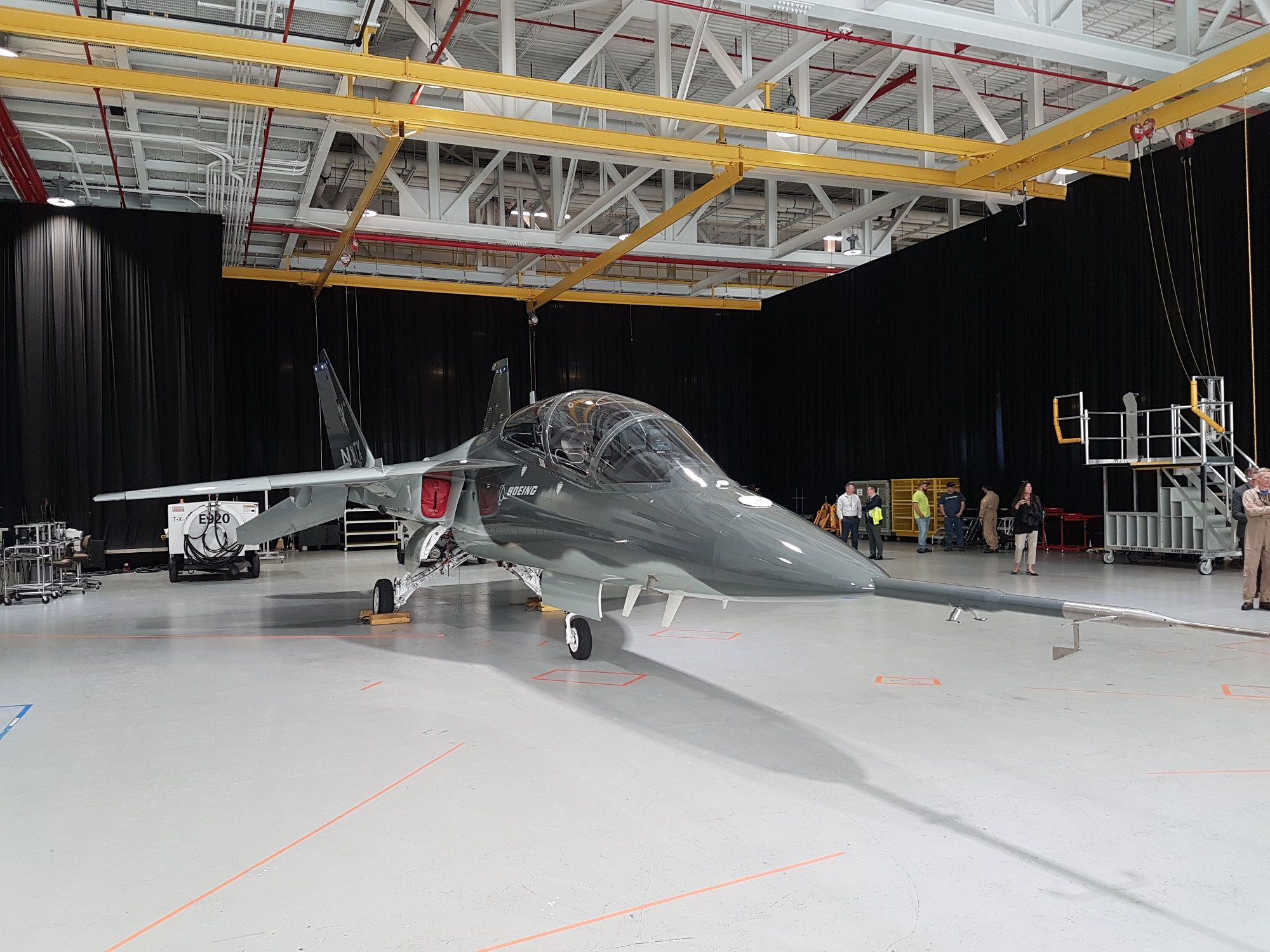 Boeing T-X is the military training aircraft intended for use by future US Air Force pilots. It is set to replace the T-38 TALON, which has been in service since 1961.Safran Electrical & Power will provide theAuxiliary Power System for the aircraft via Saab. (Photo: DPM)