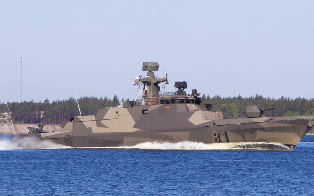 300 and Counting – Rheinmetall's MASS Naval Countermeasures