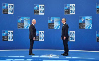 NATO2030: Keep Calm and Carry (Global Challenges) On