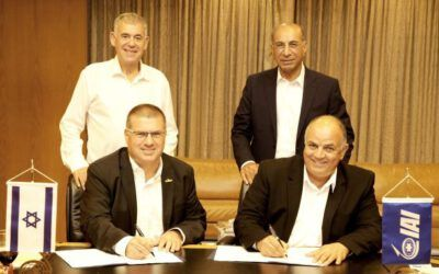 IAI and Israel Shipyards Collaborate in Naval Cybersecurity