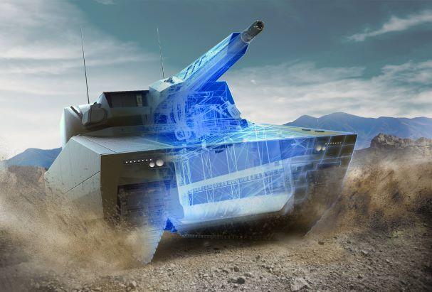 Rheinmetall Down-selected for LYNX-based OMFV Concept