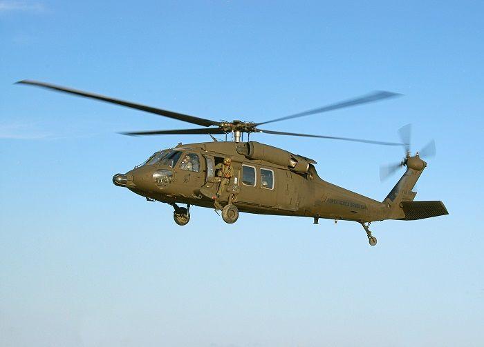 Sikorsky recibe contrato de mantenimiento para helicóptero Black Hawk de la Fuerza Aérea Brasileña