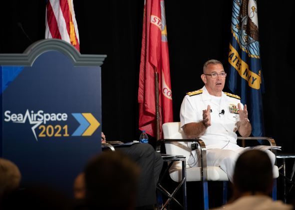 Sea Air Space 2021: Beyond a 'Pearl Harbor Moment'