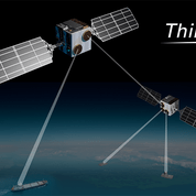 ThinKom Unveils NEW VICTS Antennas for Space