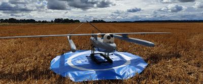 UAV Factory Launches PENGUIN C Mk2 VTOL UAS