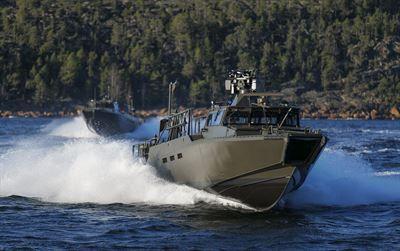 DSEI 2021 Preview: Saab Showboats CB90 NG