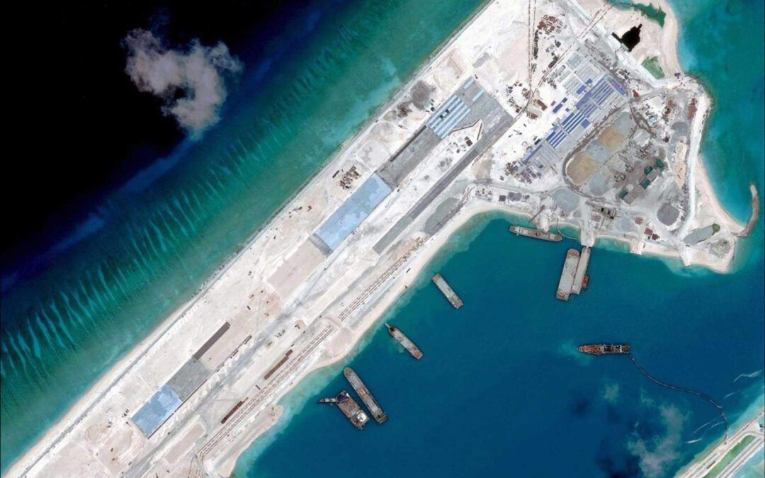 Unexpected Chinese Move in South China Sea