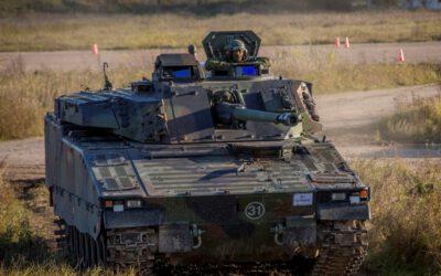 Milrem Contributing to Estonian CV90 Upgrade