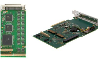 Abaco Announces New 16-Port Serial Controller and XMC Carrier Card