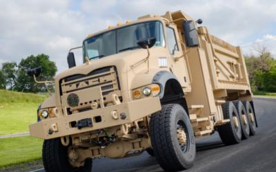 Mack Defense Starts M917A3 HDT Production