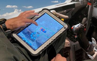 GA-ASI Demonstrates Airborn MUM-T with MQ-20 AVENGER