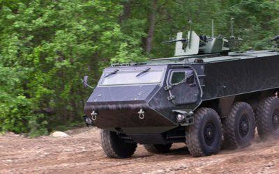 DSEI 2021: Patria Focus on 6×6 – Affordable Performance