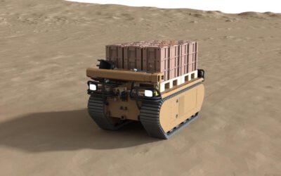 DSEI 2021: Aardvark Group Launches RANG-R