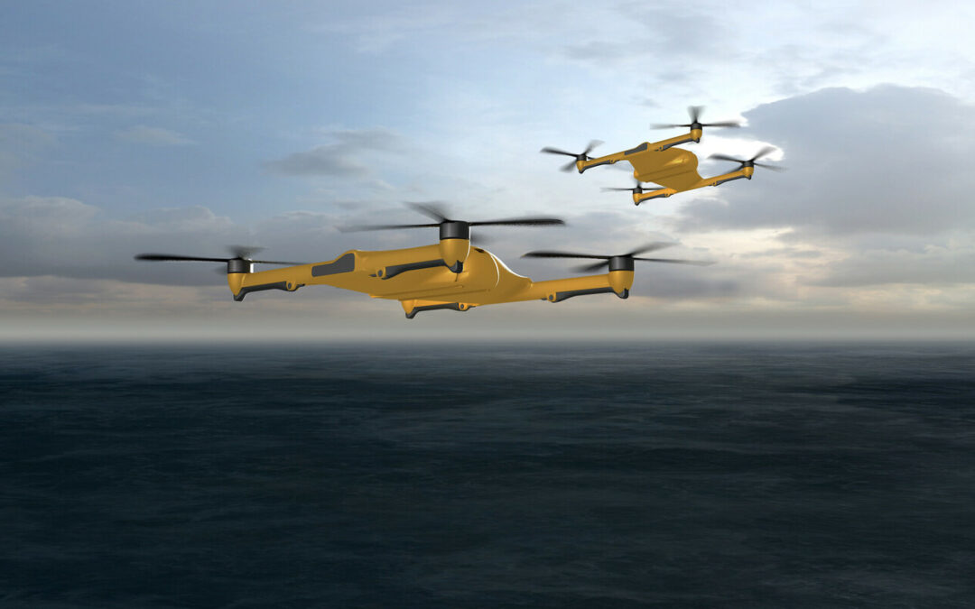 BAE Systems and Malloy Aeronautics Explore New Electric UAS Concept