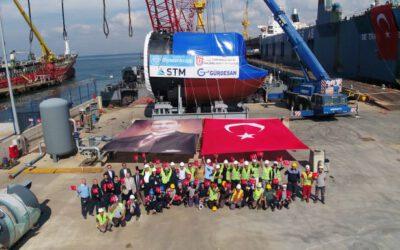 STM Delivers First Turkish-Manufactured Torpedo Tubes