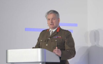 DSEI 2021: UK Chief Says Defence Intelligence At A Tipping Point