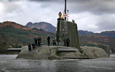 BAE Systems Contract for UK Future Submarines