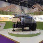 DSEI 2021: Texelis Eyes Future Armoured Vehicle Mobility