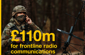 Babcock Awarded UK Defence Strategic Radio Service Contract