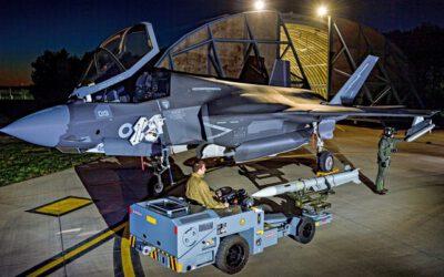 DSEI 2021: BAE Systems and MBDA Enhance F-35 Capabilities