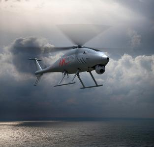 DSEI 2021: Leonardo and Northrop Grumman Join Forces for UAS