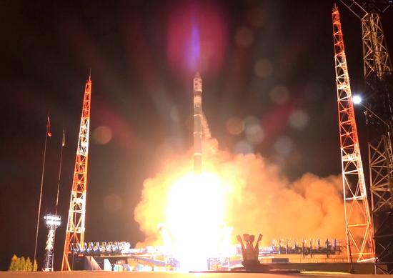 Russia Launches Possible Reconnaissance Satellite