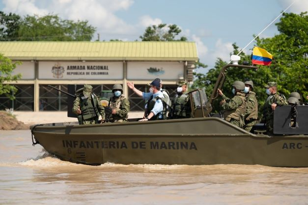 Cotecmar Delivers First Colombian BRF-230