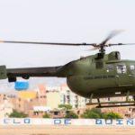 Peruvian Air Force Receives BO-105
