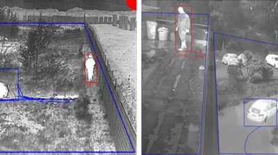 AXIS New Cameras and PERIMETER DEFENDER Introduce AI Functionality