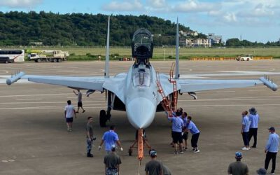 China's J-16D EW Variant Enters the Spectrum