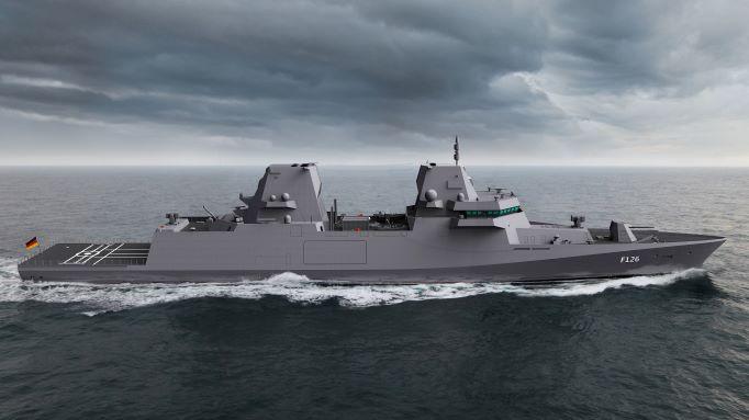 Rohde & Schwarz to Provide KORA or German Navy F126 Frigates