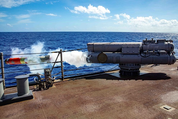 Ultra Awarded $23 Million for MK54 Lightweight Torpedoes