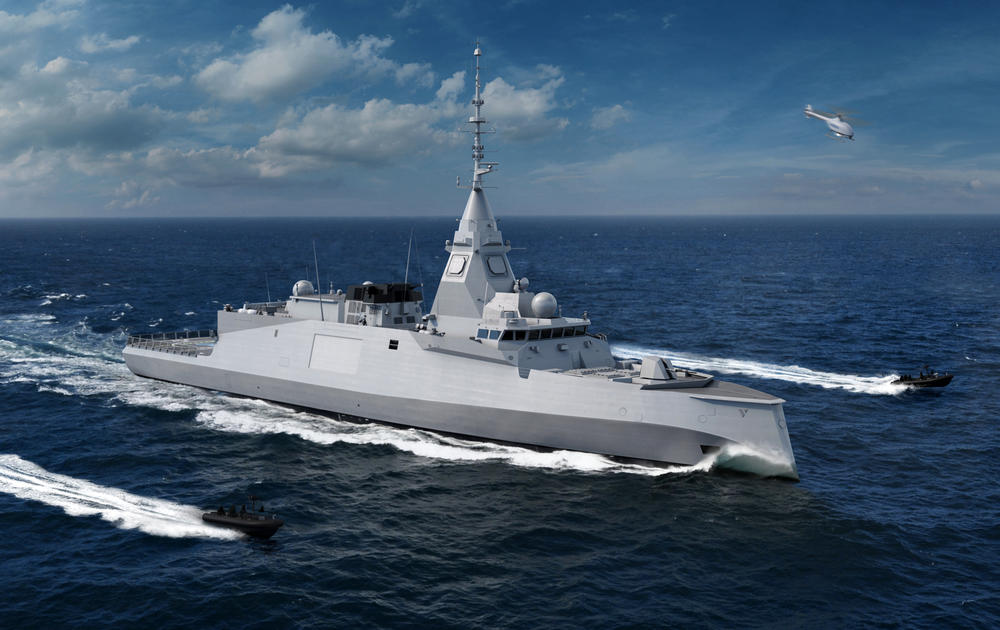 Greece Selects France to Supply Three Frigates