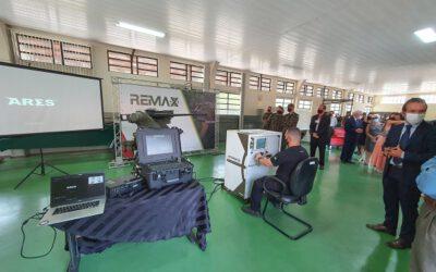 La brasileña Ares firma una alianza con el Curso de Material Militar para crear un espacio de instrucción en la Academia Militar Agulhas Negras