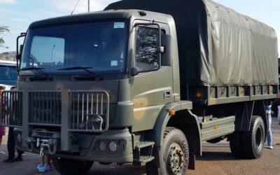 El Ministerio de Defensa de Argentina comprará 54 nuevos camiones 4×4 para el Ejército Argentino