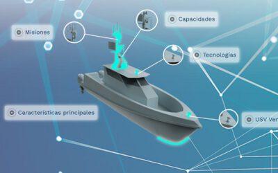 Navantia participa por primera vez en los ejercicios OTAN de vehículos no tripulados