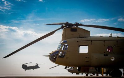 AUSA 2021: CHINOOK Continues to Find International Favour