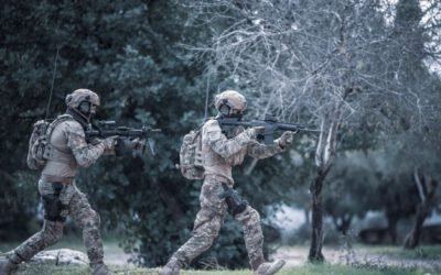 Milipol 2021: IWI Launches ACE-N 52 Assault Rifle