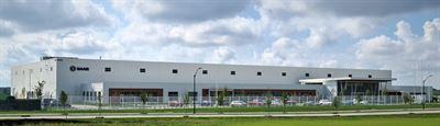 Saab Opens New Indiana Facility