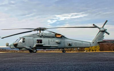 Australia Requests 12 MH-60R Helicopters