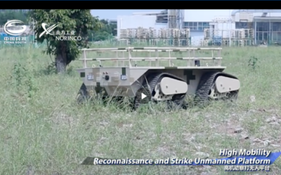 China Unveils New Unmanned Systems