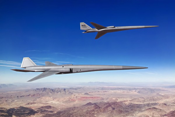 USAF Contracts Exosonic to Develop Supersonic UAS