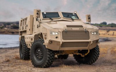 Paramount Up-Armours MBOMBE 4