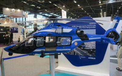 Milipol 2021: Airbus Reveals Customised H160