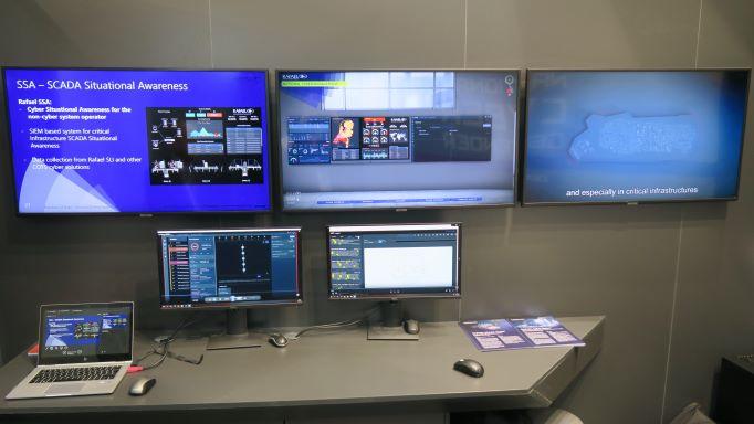 Milipol 2021: Rafael Launches CyMng