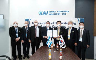 ADEX 2021: IAI and KAI Strengthen Cooperation
