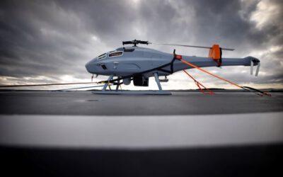 UMS Skeldar V-200 Completes Finnish Border Guard Trials